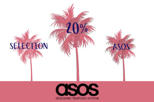 CHILL ON ASOS WITH 20%