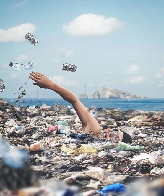 LE RECYCLAGE : UNE MAUVAISE EXCUSE